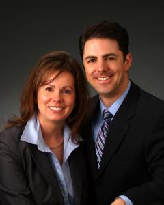 Todd and Amy Kinney, DDS
