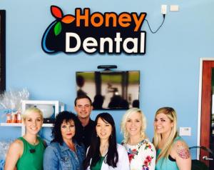 Honey Dental -- Dr. Melissa Santilli